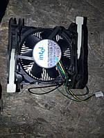 Процессорный медный куллер на 478 soket №2