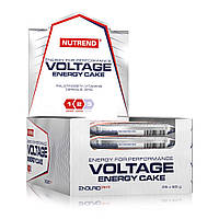 Nutrend Voltage Energy cake 25x65g