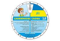 Экспресс-словарь Словарные слова. 1-4 класс Ула
