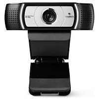 Веб-камера 3.0 Мп з мікрофоном Logitech C930e Black