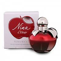 Женская парфюмированная вода Nina Ricci Nina L`Elixir (Нина Ричи Нина Эликсир) Смелый свежий аромат