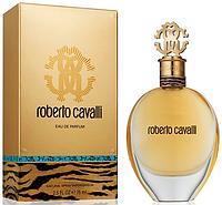 Женская парфюмированная вода Roberto Cavalli Eau de Parfum (красивый, теплый аромат)