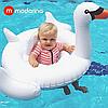 Modarina Надувной круг-ходунки Лебедь