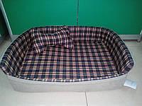 """Лежак  для собак """"Диван с косточкой"""" №2"""
