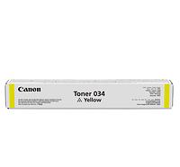 Тонер Canon C-EXV034 Yellow  для  C1225iF/C1225