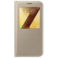 Чохол-книжка для Samsung Samsung EF-CA720PFEGRU Gold