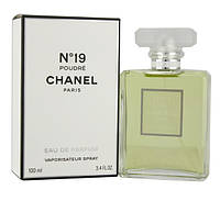 Женская парфюмированная  CHANEL 19 Poudre