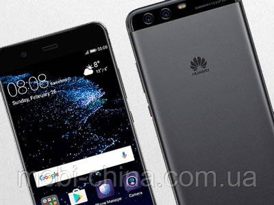 Смартфон Huawei P10 Octa core 64GB Black Dual ' 3