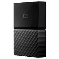 Жорсткий диск Western Digital My Passport 2 TB Black