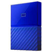 Жорсткий диск Western Digital My Passport 2 TB Blue