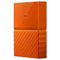 Жорсткий диск Western Digital My Passport 2 TB Orange