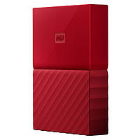 Жорсткий диск Western Digital My Passport 2 TB Red