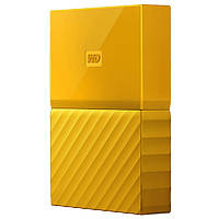 Жорсткий диск Western Digital My Passport 2 TB Yellow