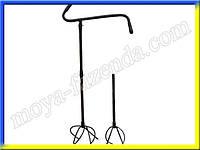 Ручной рыхлитель вертикальный (2 насадки), фото 1