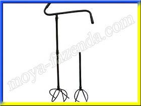 Ручной рыхлитель вертикальный (2 насадки)
