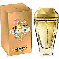 Женский парфюм Paco Rabanne Lady Million eay My Gold ( Пако Рабанне Леди Миллион май Голд)