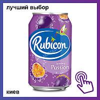 Напиток Rubicon Passion Рубикон Маракуйя