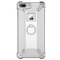 Бампер для Nillkin iPhone 7 Plus Barde series Silver