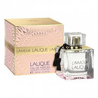 Женский парфюм Lalique L'amour edp 100 ml