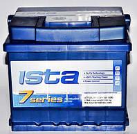Аккумулятор автомобильный Ista 6СТ-52 Аз 7 Series