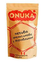 Печенье апельсиновое с клюквой ONUKA