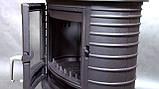 Печь-камин чугунная Kratki Koza K8, фото 2