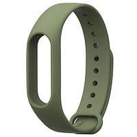 Ремінь для браслету Xiaomi Mi Band 2 Dark Green