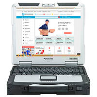 "Ноутбук 13.1"" Panasonic Toughbook CF-31 (CF-3141604T9) Black Silver"