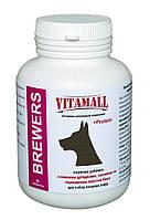 Витамины для крупных собак Бреверс Vitamall (Витамол), 90 таб.