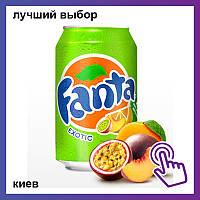 Напиток Fanta Exotic Фанта Экзотик