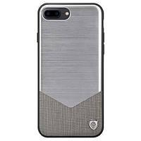 Накладка Nillkin iPhone 7 Plus пластик Nillkin Lensen Series Silver