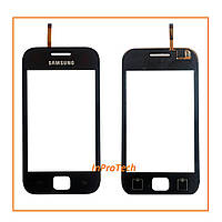 Сенсор (тачскрин) Samsung GT-S6802 Galaxy Ace Duos Black Original
