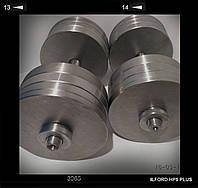 Гантели наборные, разборные от 12кг. до 50 кг. (сталь без покрытия) от производителя