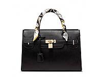 Деловая строгая женская сумочка. Вместительный аксессуар. Хорошее качество. Доступно Код: КГ1038