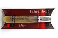 "Парфюм миниатюра на блистере Christian Dior ""Fahrenheit"" 20 мл для мужчин"