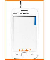 Сенсор (тачскрин) Samsung GT-S6802 Galaxy Ace Duos White Original