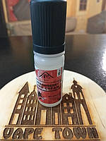Натуральный ароматизатор AlpLiq Strawberry and Cream (клубника с кремом) 10мл.