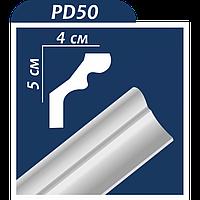 Плинтус потолочный Premium Decor PD 50