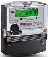 Электросчетчик НИК 2303 АП1 М 5-100А трехфазный прямого включения однотарифный
