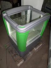 Открытая витрина для напитков norcool icm 2000 б/у , открытый холодильник бу, витрина для воды б/у