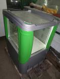 Открытая витрина для напитков norcool icm 2000 б/у , открытый холодильник бу, витрина для воды б/у, фото 2