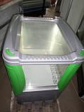 Открытая витрина для напитков norcool icm 2000 б/у , открытый холодильник бу, витрина для воды б/у, фото 3