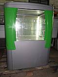 Открытая витрина для напитков norcool icm 2000 б/у , открытый холодильник бу, витрина для воды б/у, фото 4