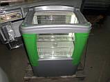 Открытая витрина для напитков norcool icm 2000 б/у , открытый холодильник бу, витрина для воды б/у, фото 5