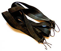 Резинка багажная техническая плоская 2 м с крючками, ширина 40 мм