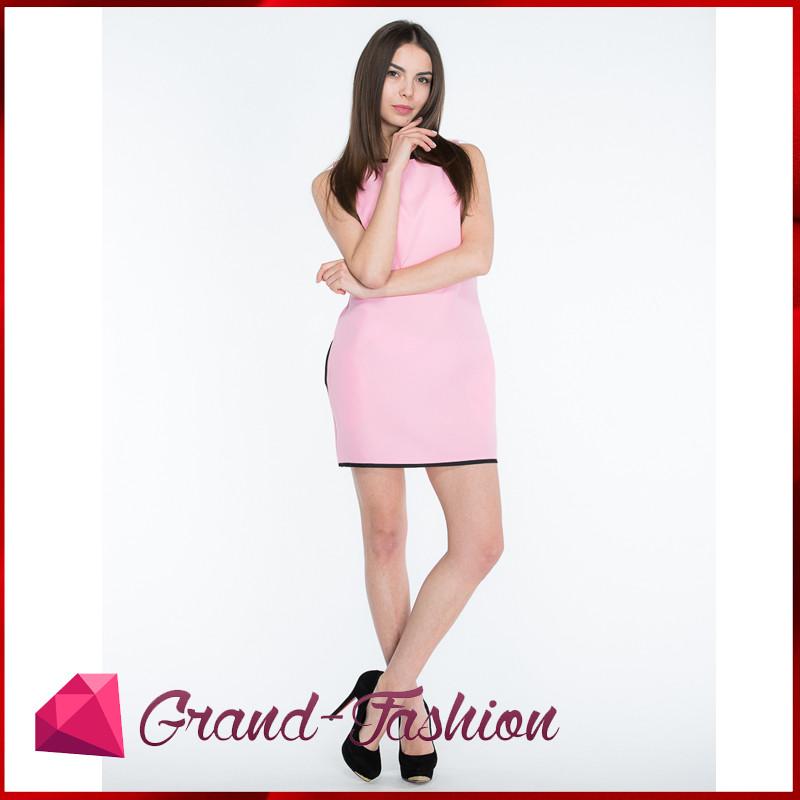 """Платье """"Бэлл"""" - ХИТ лета / цвет розовый, фото 1"""