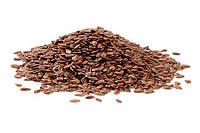Семена коричневого льна очищенные