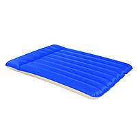 Надувной матрас для кемпинга, двухместный 203х147 см