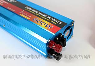 Преобразователь с чистой синусоидой AC/DC 600W, Преобразователь AC/DC 600W Синусоида, фото 3