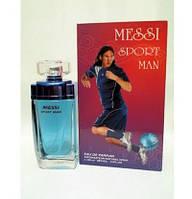 Мужская туалетная вода Messi Sport Man
